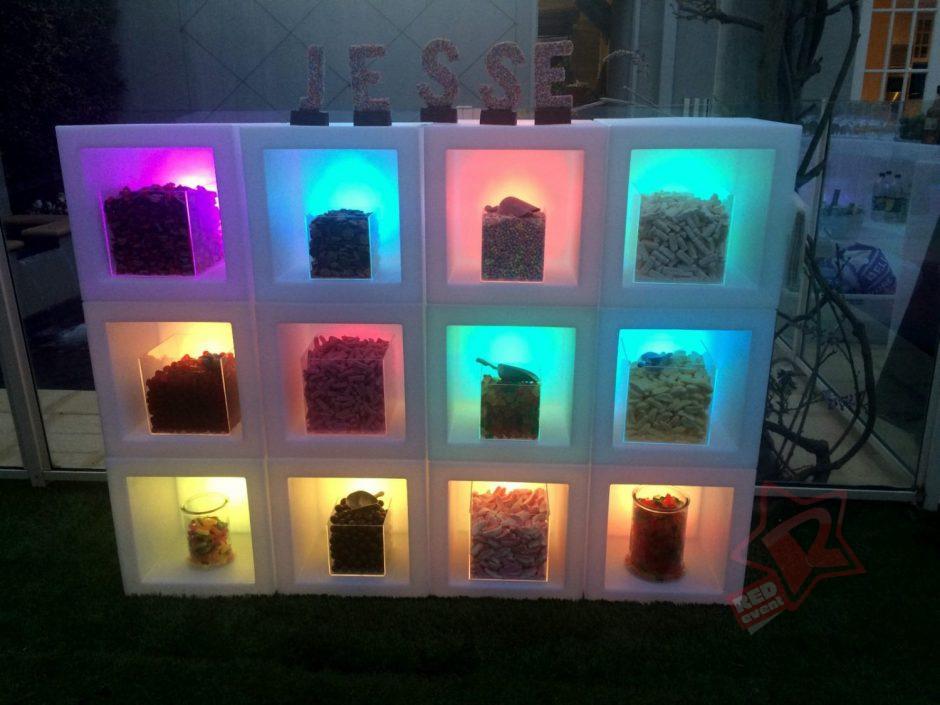 Куб с нишей 45 см