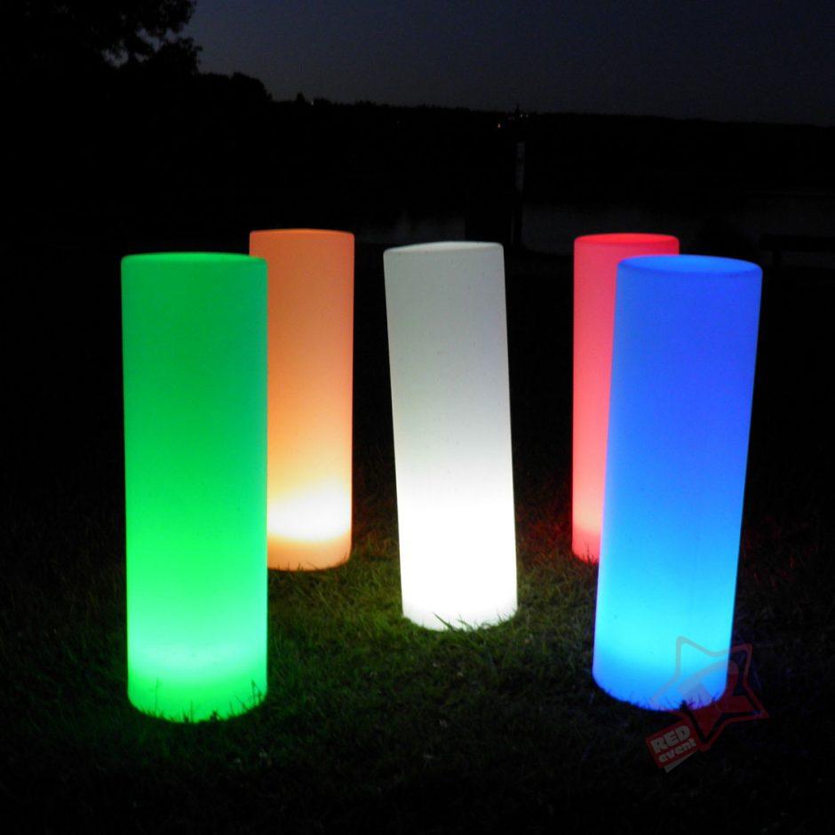 Малая светящаяся колонна 70