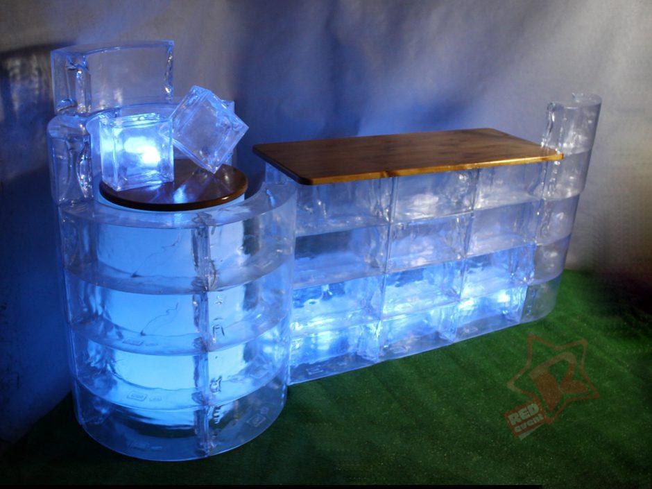 Ледяная стойка